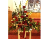 Sympathy Arrangement 003 in Etna, Pennsylvania, Burke & Haas Always in Bloom