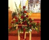 Funeral 003 in Etna, Pennsylvania, Burke & Haas Always in Bloom