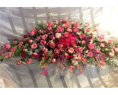 Casket Arrangement 004 in Etna, Pennsylvania, Burke & Haas Always in Bloom