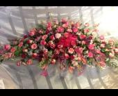 Funeral 004 in Etna, Pennsylvania, Burke & Haas Always in Bloom