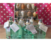 Cherry Hill Flowers - Decorative Summer Soaps or Shell Wine Stopper<br>Buy one get one - Moorestown Flower Shoppe