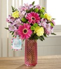 The Happy Moments� Bouquet by Hallmark in Sapulpa OK, Neal & Jean's Flowers & Gifts, Inc.