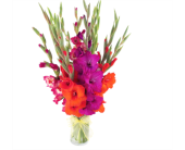 Summertime Gladiolus Bouquet in Southfield, Michigan, Thrifty Florist