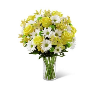 The FTD� Sunny Sentiments� Bouquet in Ormond Beach FL, Simply Roses