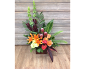 Tropical Paradise in Smyrna GA, Floral Creations Florist