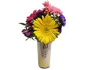 Arlington Flowers - Sorority Tumbler - TCU Florist, Inc.