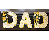 Dad in Aston, Pennsylvania, Blair's Florist