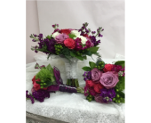 St. Paul's Cathedral Bridal Bouquets in Etna, Pennsylvania, Burke & Haas Always in Bloom