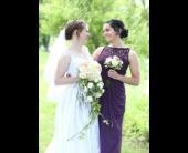 Cascading Bridal Boquet in Andover, Minnesota, Andover Floral