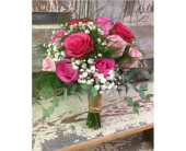 Wedding Party in Ridgeland, Mississippi, Mostly Martha's Florist