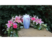 Lovely Lily Tribute in Winchester, Virginia, Flowers By Snellings