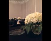 Wedding Reception in Ridgeland, Mississippi, Mostly Martha's Florist