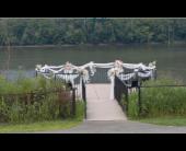 Wedding Arbor 003 in Etna, Pennsylvania, Burke & Haas Always in Bloom