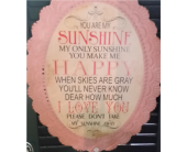You Are My Sunshine in Bossier City LA, Lisa's Flowers & Gifts