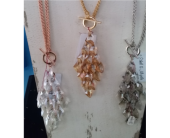 Twice the Style Necklace in Bossier City LA, Lisa's Flowers & Gifts