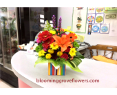 GFG1073 in Buffalo Grove IL, Blooming Grove Flowers & Gifts