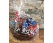 Custom Gift Basket in Lawrence KS, Englewood Florist