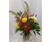 Fall Country Charm in Grand Rapids MN, Shaw Florists