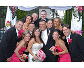 Wedding Party in Aston PA, Wise Originals Florists & Gifts