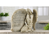 Memorial Praying Angel in Metropolis IL, Creations The Florist