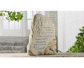 Willow Tree Memorial Stone in Metropolis IL, Creations The Florist