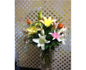 Lovely Lilies in Manhasset, New York, Town & Country Flowers