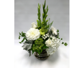 White Chrome in Belleville ON, Live, Love and Laugh Flowers, Antiques and Gifts