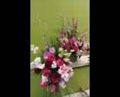 Custom Sympathy Design in Swift Current, Saskatchewan, Smart Flowers