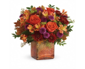 Golden Amber Bouquet in Smyrna GA, Floral Creations Florist