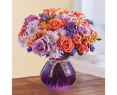 Plum Crazy for Fall in Huntington WV, Archer's Flowers, Inc.