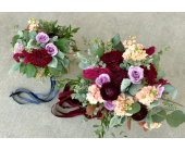 Fall Romance in Schofield, Wisconsin, Krueger Floral and Gifts
