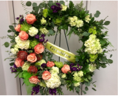 Floral Wreath in Ammon ID, Petal Passion