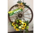 Custom Sympathy  in Ammon ID, Petal Passion