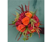 Attendant's Autumn Bouquet 1 in Islip, New York, Flowers by Chazz