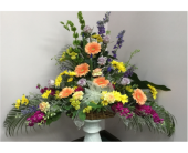 Funeral 012 in Etna, Pennsylvania, Burke & Haas Always in Bloom