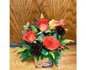Autumn Simplicity in Wall Township NJ, Wildflowers Florist & Gifts
