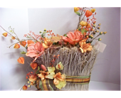 FALL ARTISTRY in Claremont NH, Colonial Florist