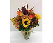 Wondrous Autumn in Smyrna GA, Floral Creations Florist