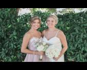 Wedding in Bellevue, Washington, DeLaurenti Florist