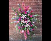 FBM106 in Kingston, New York, Flowers by Maria