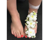 Anklet & Toe Ring - Floral Jewelry in Wichita KS, Tillie's Flower Shop