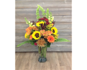 Fall Heights Bouquet in Smyrna GA, Floral Creations Florist
