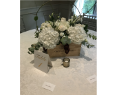 Custom Wedding in Laval, Quebec, La Grace des Fleurs