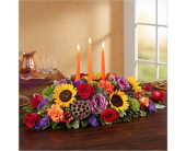Garden of Grandeur for Fall Centerpiece in Richmond VA, Flowerama