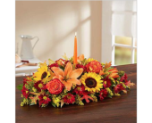 Fields of Europe� for Fall Centerpiece in Richmond VA, Flowerama