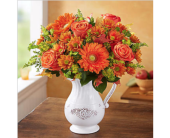 Country Harvest Pitcher� in Richmond VA, Flowerama