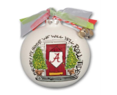 Ceramic Ala Ornament in Tuscaloosa AL, Amy's Florist