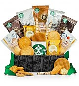 Starbucks??Coffee & Cookies Delight - by Gift Tree Flowers