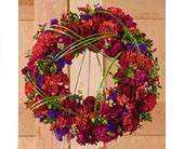 Rose Wreath in Kennebunk ME, Blooms & Heirlooms