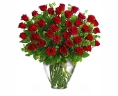 Three Dozen Red Roses in Seattle WA, Topper's European Floral Design